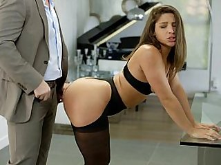 TUSHY First Anal Brunette Jojo Kiss