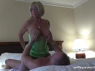 Fucking Wifes Hot Sister And Anal Play
