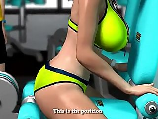 Umemaro 3D Sexy Trainer Shoko Sugimoto Eng Sub