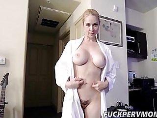 Sarah Vandella Fucks Her STEPSON