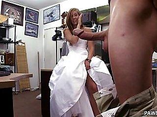 A brides revenge! XXX Pawn