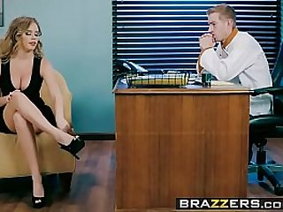 Big Tits at Work Bon Appetitties scene starring Alexis Adams and Danny D