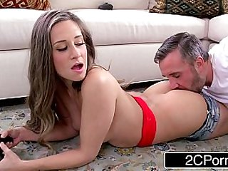 Jerk That Joy Stick Cassidy Klein Wants to Play Video Games and Fuck