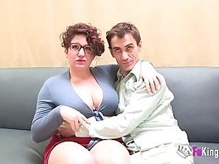 Teresa meets the swinger life. A DOUBLE PENETRATION to make ammends!