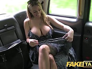 Fake Taxi Welsh MILF goes Deep