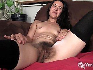 Small Jugged Amateur Masturbating