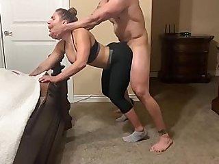 I am finally fucking my yoga instructor