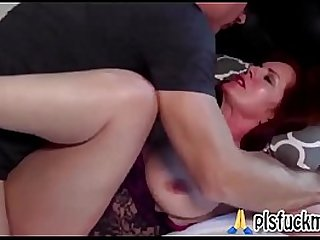 Andi James in Sleep fucking stepmom forcefully