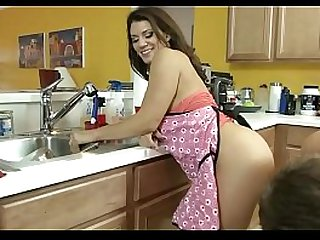 Leena sky in my Banging stepmother