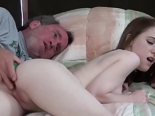 cute daughter fucked