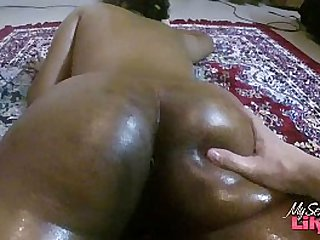Indian Babe Lily Sex Massage with Happy Ending