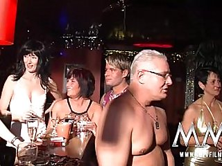 MMV Films wild German mature swingers party