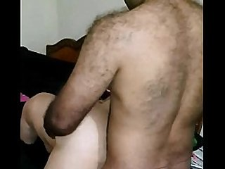 Indian GF Fucked By Office Colleague In DoggyStyle