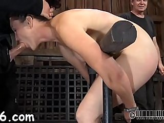 Beautys anal castigation made her squirts out shit uncontrollably