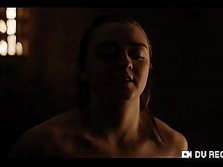Arya Stark sex scene