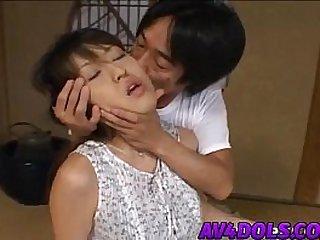 Asakawa Rei has pussy fuck