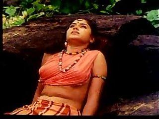 Mallu Actress Suganti Forced in Tribal Style