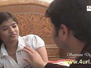 Hot Lady Agent Hindi Hot Short Film