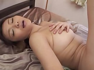 Asian squirter needs her fingers and toys to make her cum