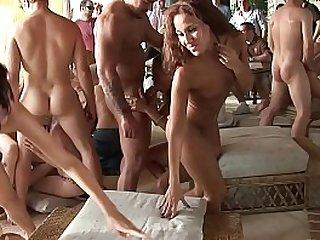 Orgy Sex Parties Scene