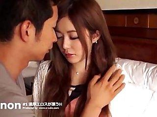 Cute Asian has great time. HD Full