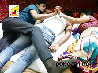 Bhabhi Hot Romance With Young Devar Husband
