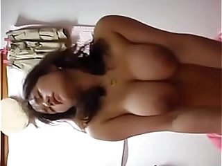 Busty babe likes it when he finishes on her face, see more