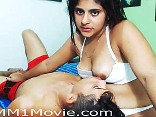 Indian Girl Breastfeeding Her Boyfriend