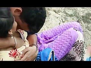 Desi Girl Romance With EX Boyfriend in Outdoor Hot Telugu Romantic Short Film 2017