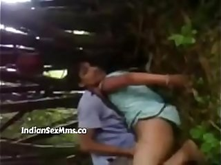 Desi college girl getting fucked in jungle by older friends new