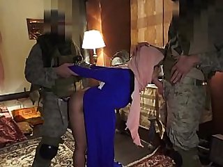 TOUR OF BOOTY Local Arab Prostitue Servicing American Soldiers In Middle East