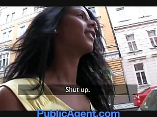 PublicAgent Hot black babe needs a lift