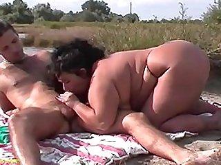 flexi bbw girl outdoor fucked