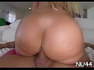 Large boob model