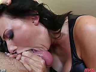 EvilAngel Seductive Sluts Sucking Cock and Balls