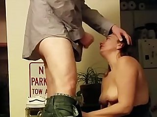Facefuck and facial by a Tinder date