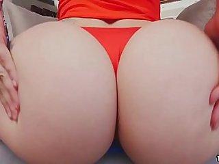 Big Ass Mandy Muse Rides BBC