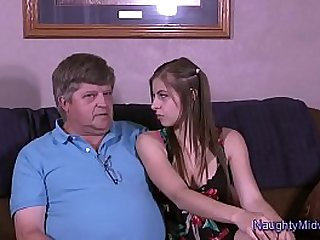 Chelcee Clifton Naughty Niece Creampie