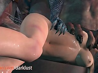 The Borders Of The Tomb Raider EXPLICIT SEXUELL VIOLENCE CONTENT!
