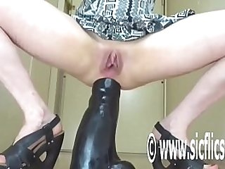 Colossal Anal Fucking Destruction