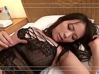 Kyouko Maki gives blowjob in amazing POV scenes More