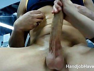 big cock workout